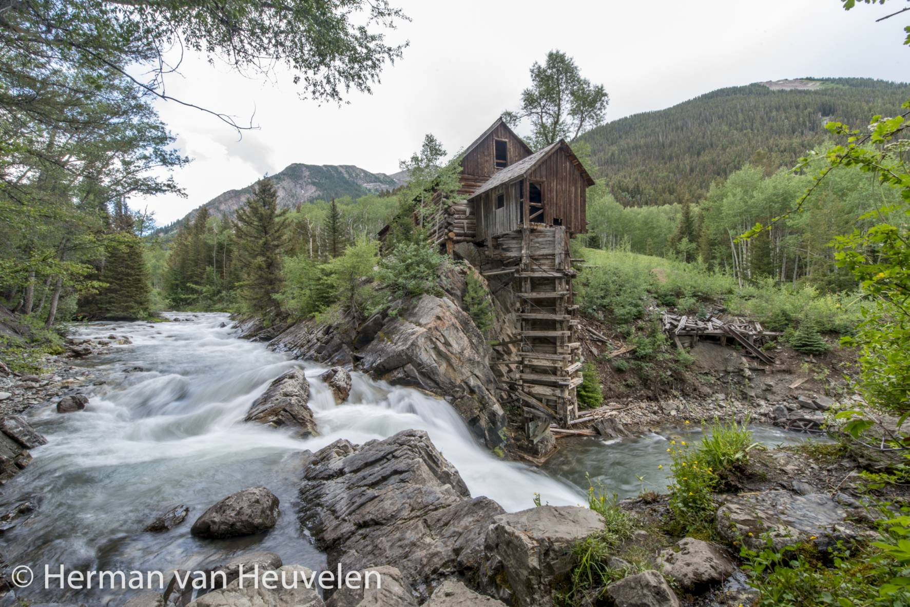 Crystal Mill, Marble Colorado-38898